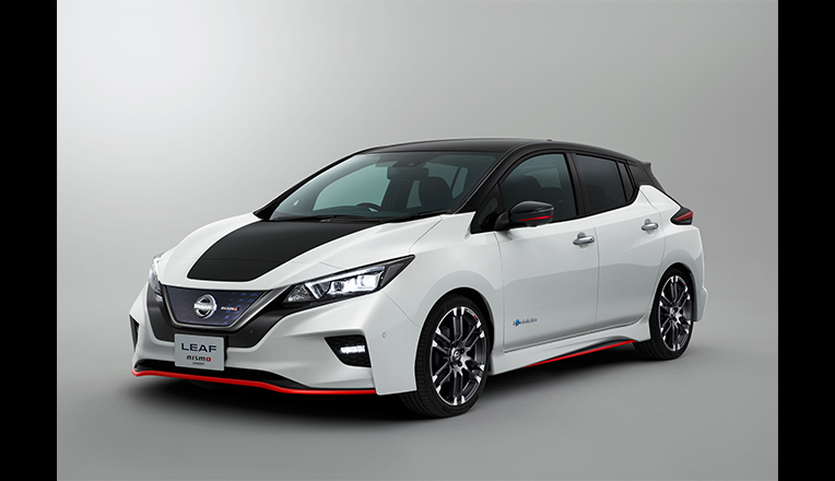Nissan Design Works Concept Cars Leaf Nismo