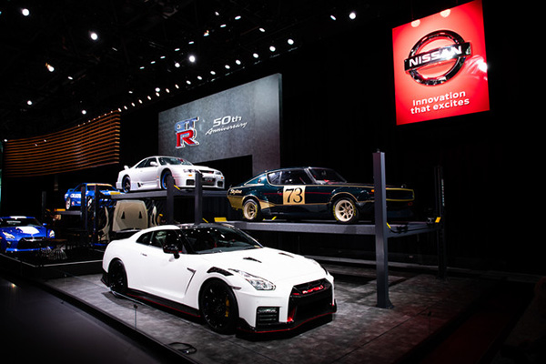 International Auto Show >> Nissan Motor Show New York International Auto Show 2019