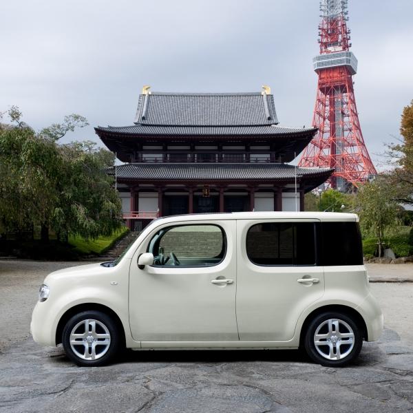 Nissan cube 1998