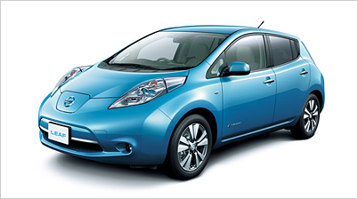 The Nissan Leaf Is World S First 100 Percent Electric Zero Emission Car Designed For M Market With Its Advanced Train