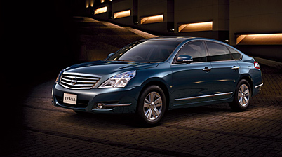 Nissan Luxury Brand >> Nissan Brand Products Nissan Teana
