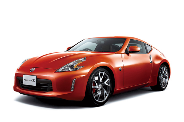 Nissan Fairlady Z >> Nissan Brand Products Nissan Fairlady Z 370z Coupe