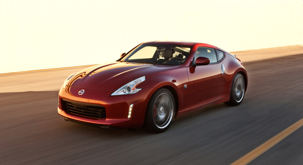 NISSAN | BRAND & PRODUCTS | Nissan | Fairlady Z / 370Z Coupe