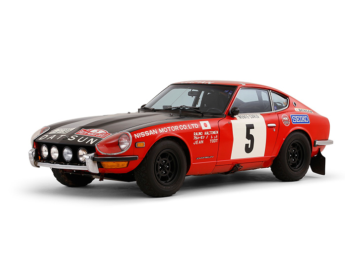 Nissan Heritage Collection Datsun 240z