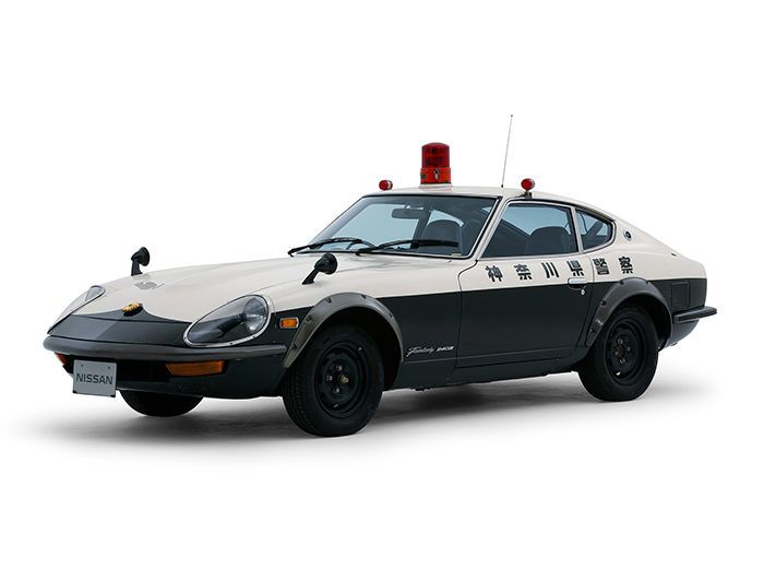 nissan | heritage collection | fairlady 240zg highway police car