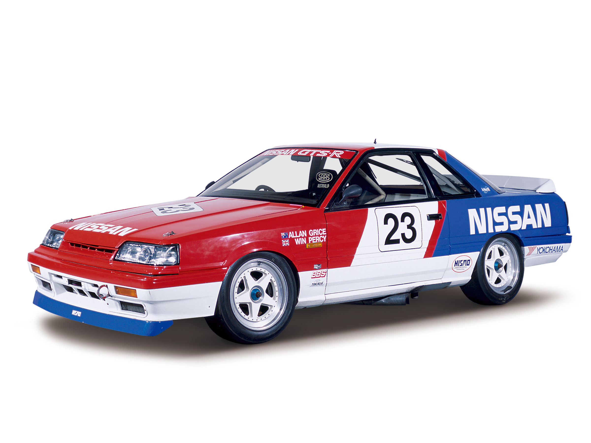 Nissan Heritage Collection Skyline Gts R