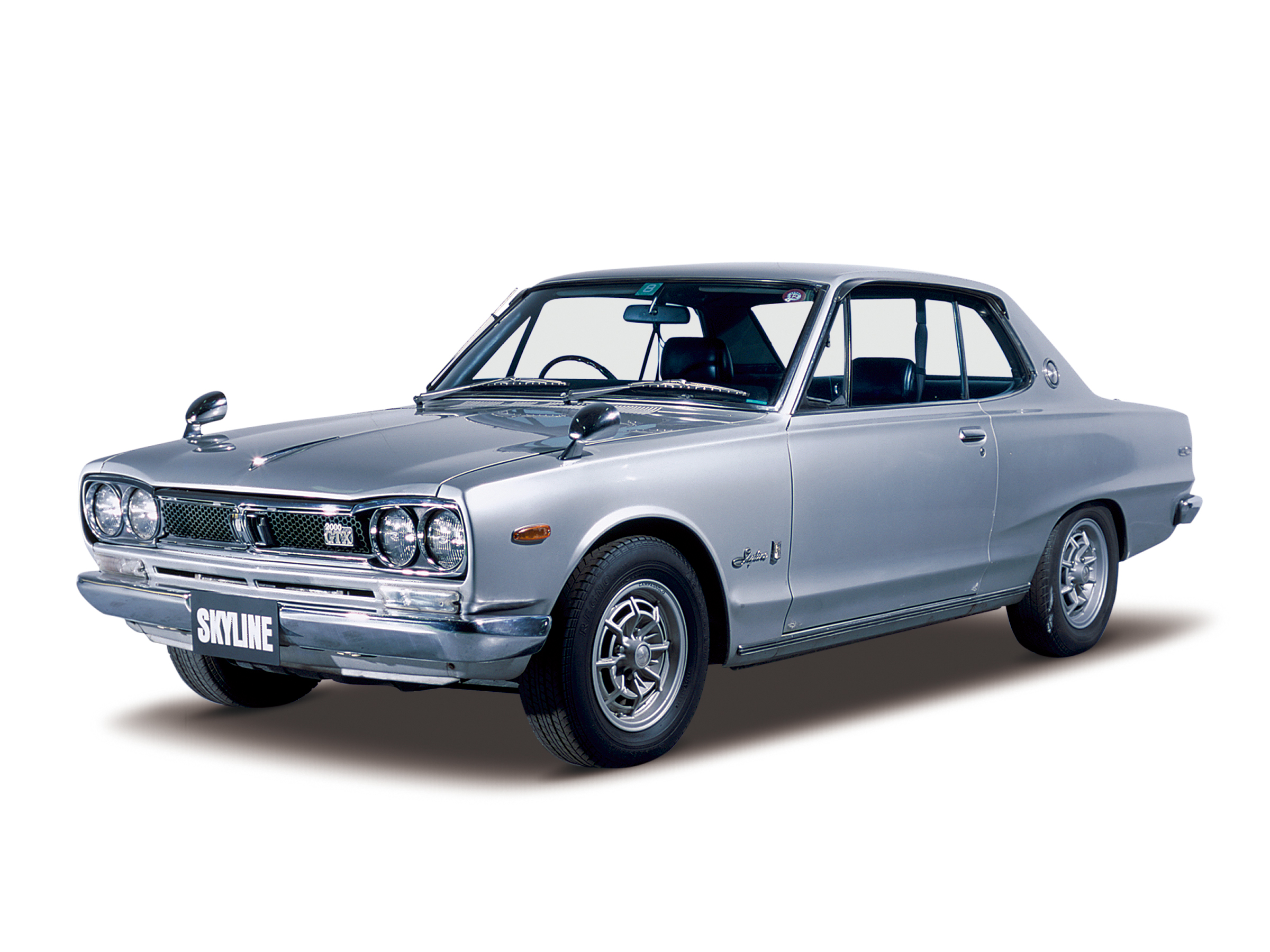 Nissan Heritage Collection Skyline H T 2000gt X