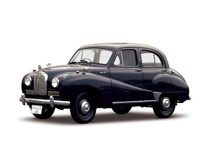 Used Car Batteries >> Nissan   Heritage Collection   Austin A40 Somerset Saloon