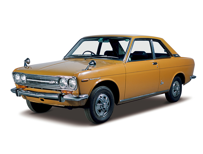 nissan heritage collection datsun bluebird 1600sss coupe. Black Bedroom Furniture Sets. Home Design Ideas