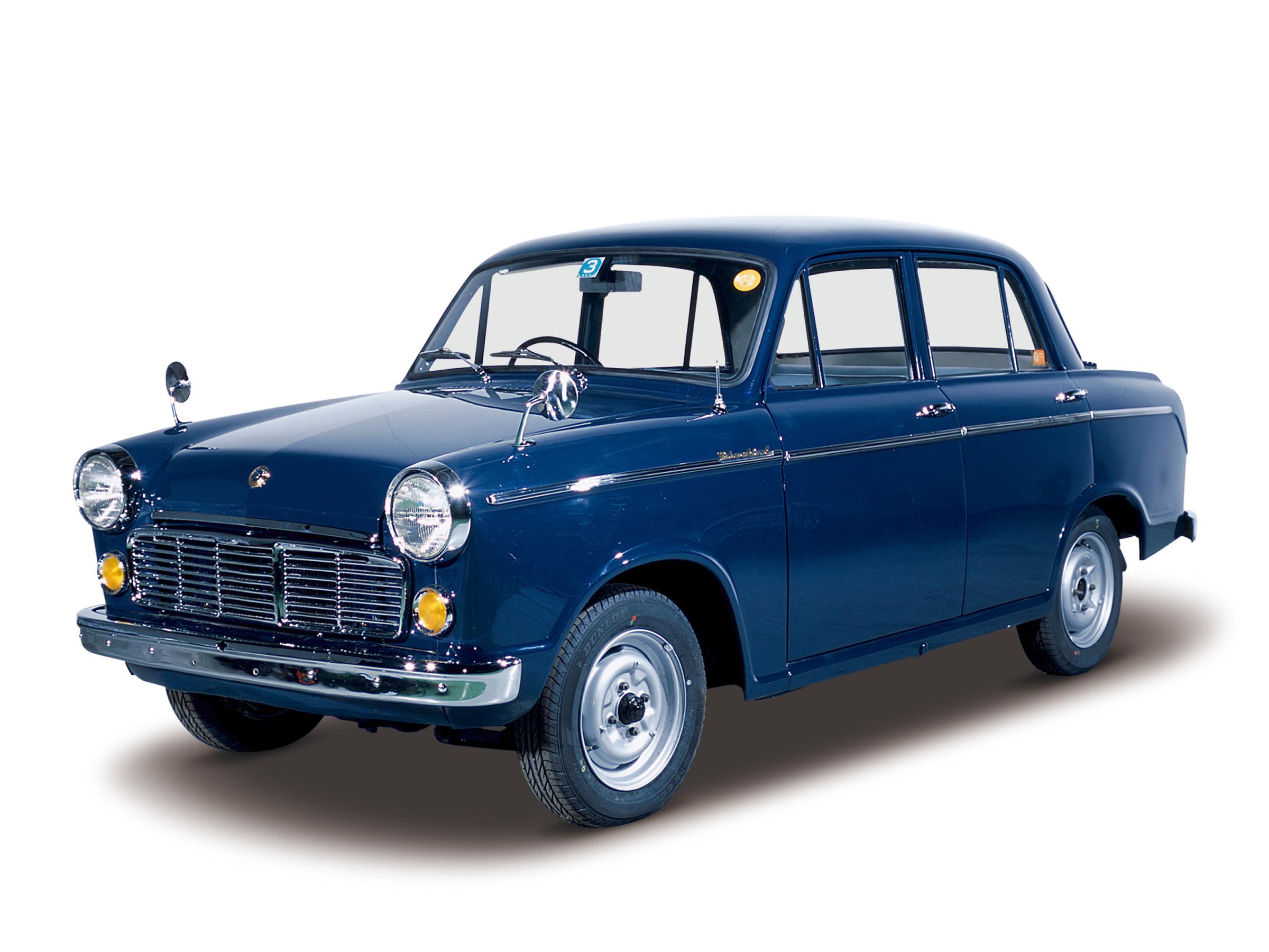 Nissan | Heritage Collection | Datsun Bluebird 1200 Standard