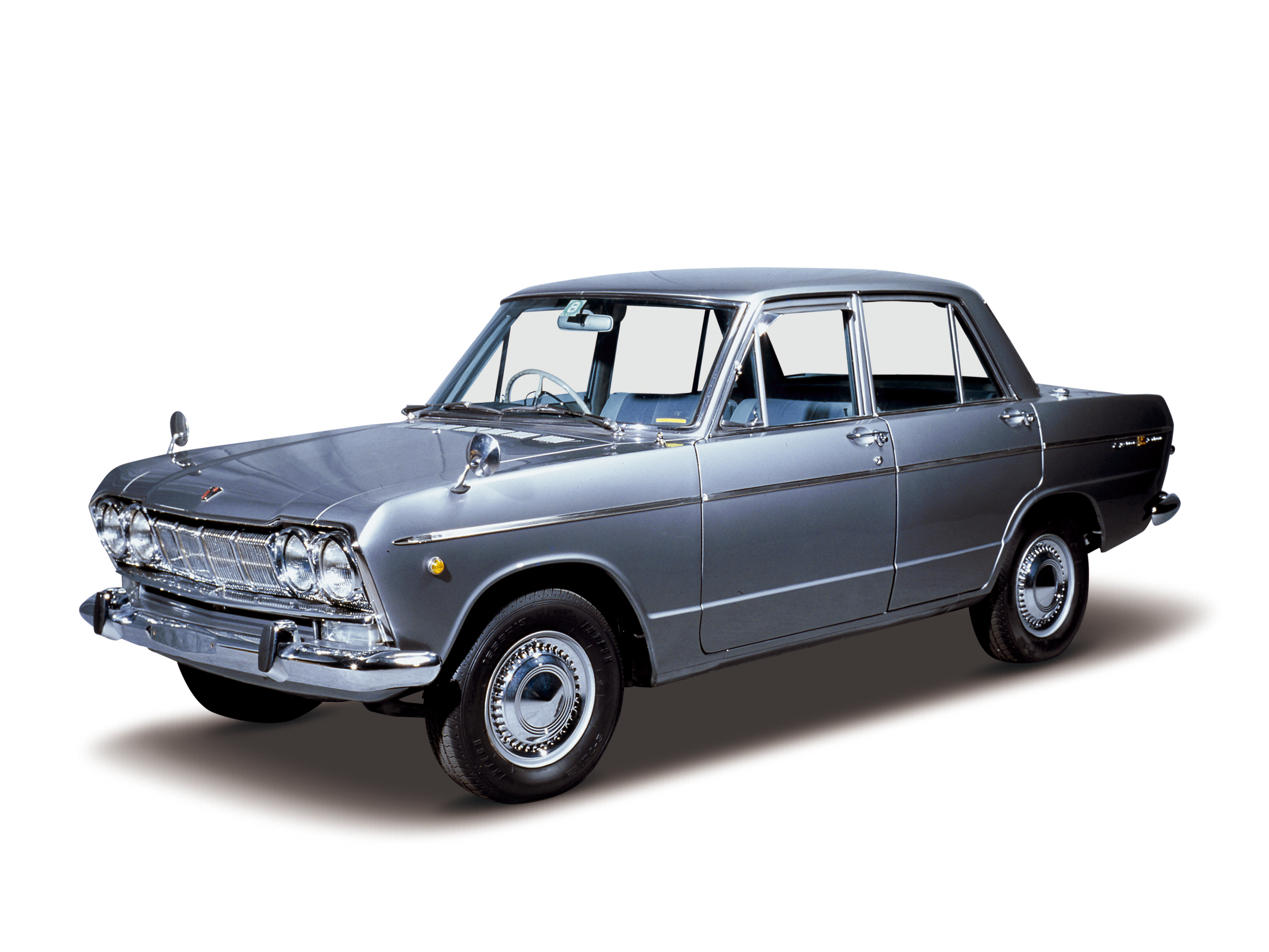 Nissan | Heritage Collection | Prince Skyline 1500 Deluxe