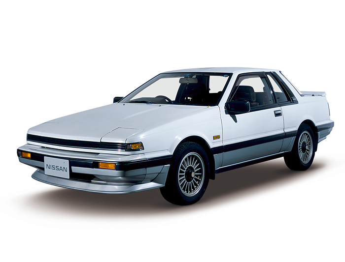 Nissan   Heritage Collection   Silvia Coupe Twin-cam Turbo RS-X