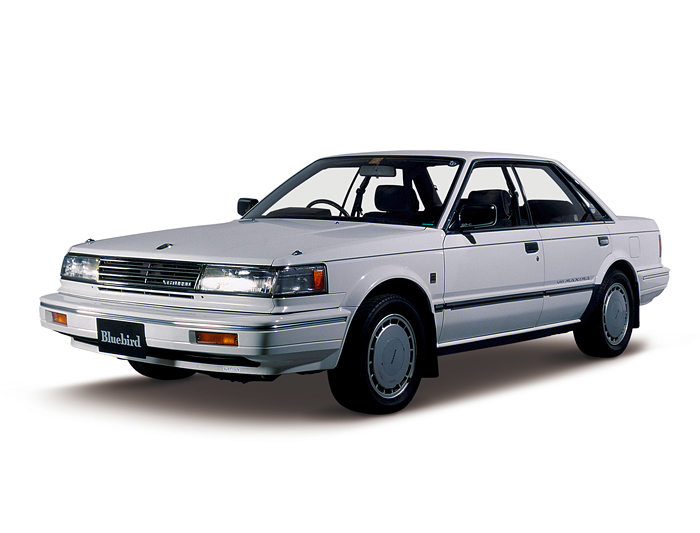 Nissan Heritage Collection Bluebird 4h T V6 Turbo