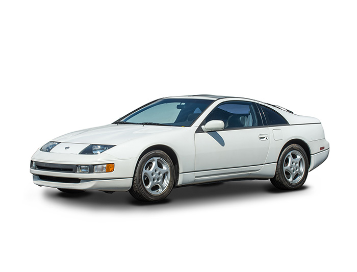 Pictures of a nissan 300zx twin turbo