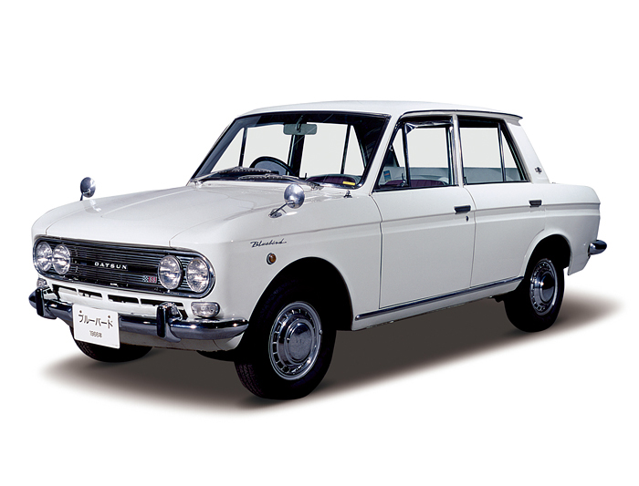 Nissan | Heritage Collection | Datsun Bluebird 1300SS