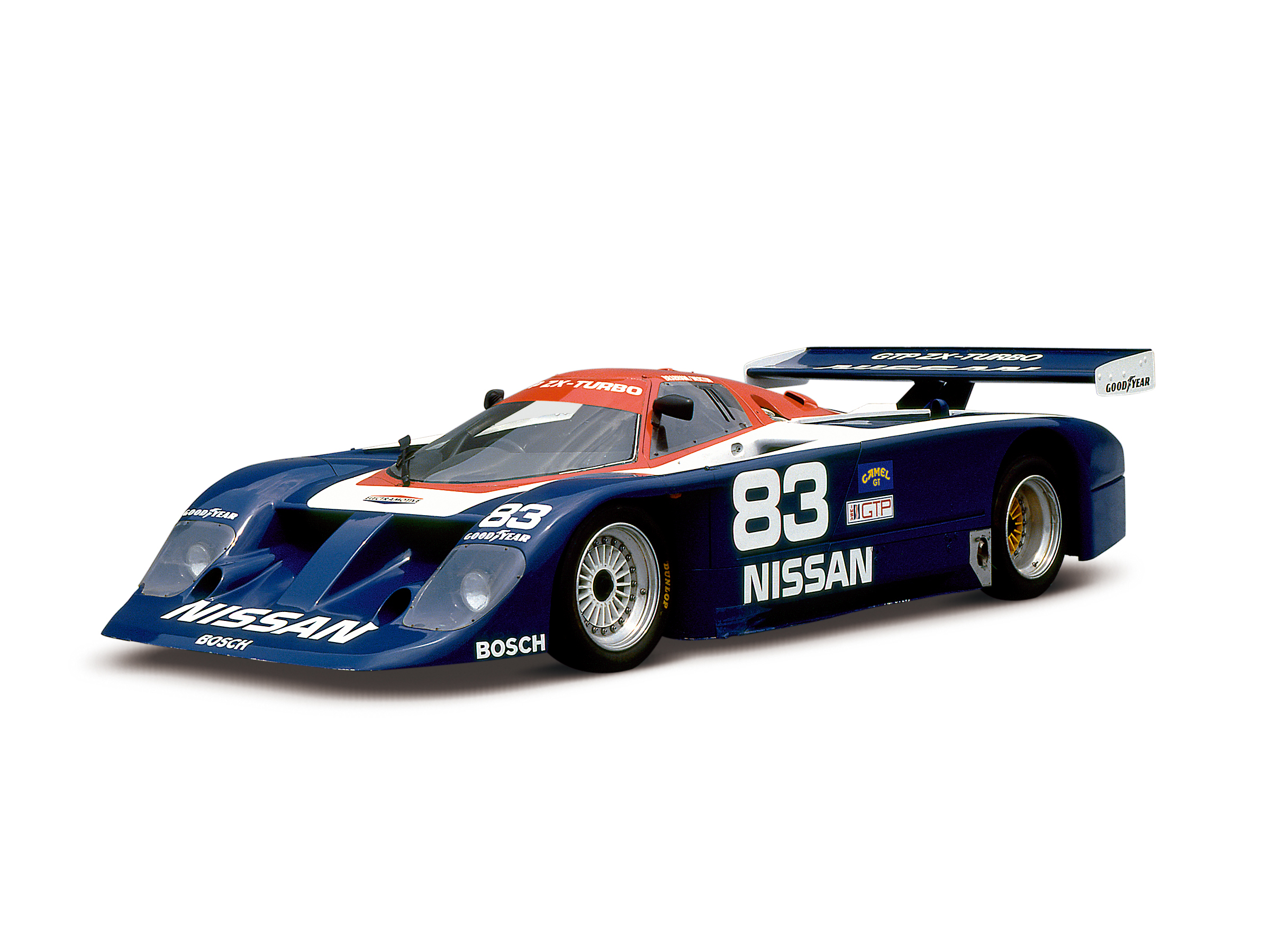 Nissan Heritage Collection Nissan Gtp Zx Turbo
