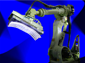 Surface Defect Detector Features,Nissan's original LED lighting and image processing allows the device to accurately inspect a product's surface without halting the production process. Its ability to maintain an outstanding level of detection ensures product quality. Measurement results can be printed, displayed, and saved, thereby clarifying the causes of problems and contributing to traceability.,1.Covers a broad area of detection for each product part,2.Can identify concave imperfections in a surface,3.Detection accuracy not impaired by unwanted light reflection,4.Capable of inspecting an object with curved surfaces