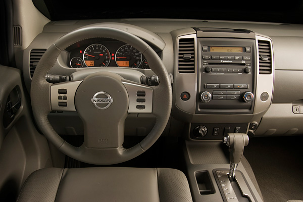 NISSAN | BRAND & PRODUCTS | Nissan | Frontier / Navara
