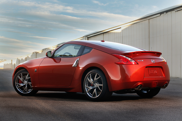 Nissan Brand Amp Products Nissan Fairlady Z 370z Coupe
