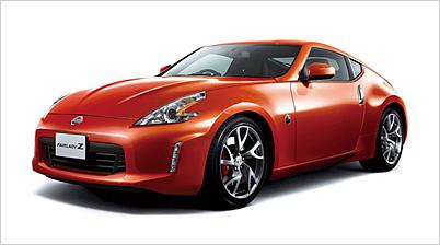 Nissan Fairlady Z >> Nissan Brand Products Nissan Fairlady Z 370z Coupe