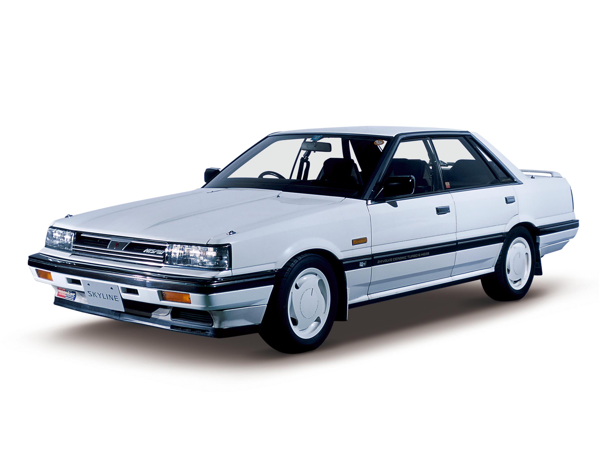 Nissan | Heritage Collection | Skyline 4-door Hardtop GTS ...