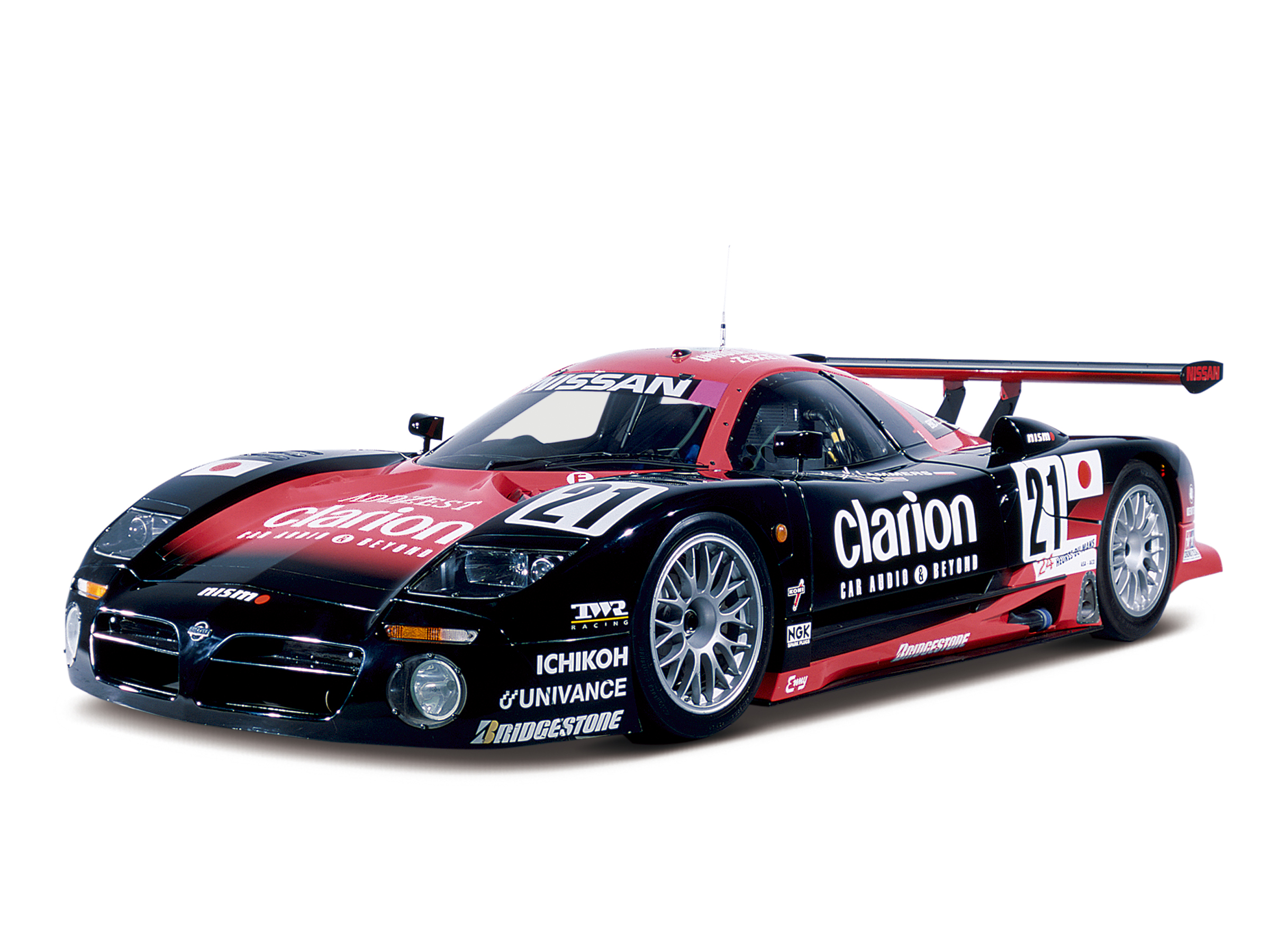 Nissan Heritage Collection Nissan R390 Gt1