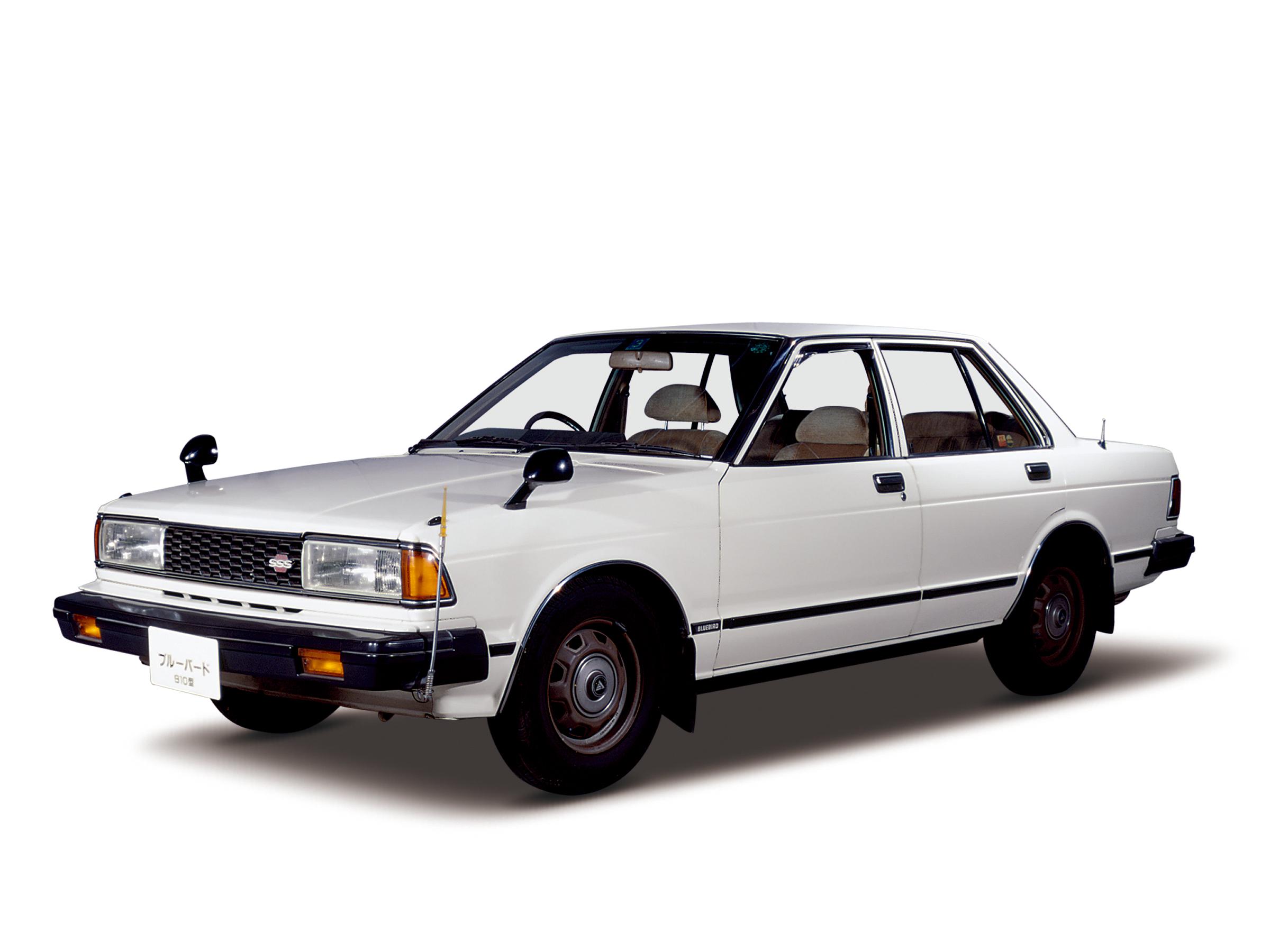 Nissan | Heritage Collection | Datsun Bluebird 2000SSS-EX