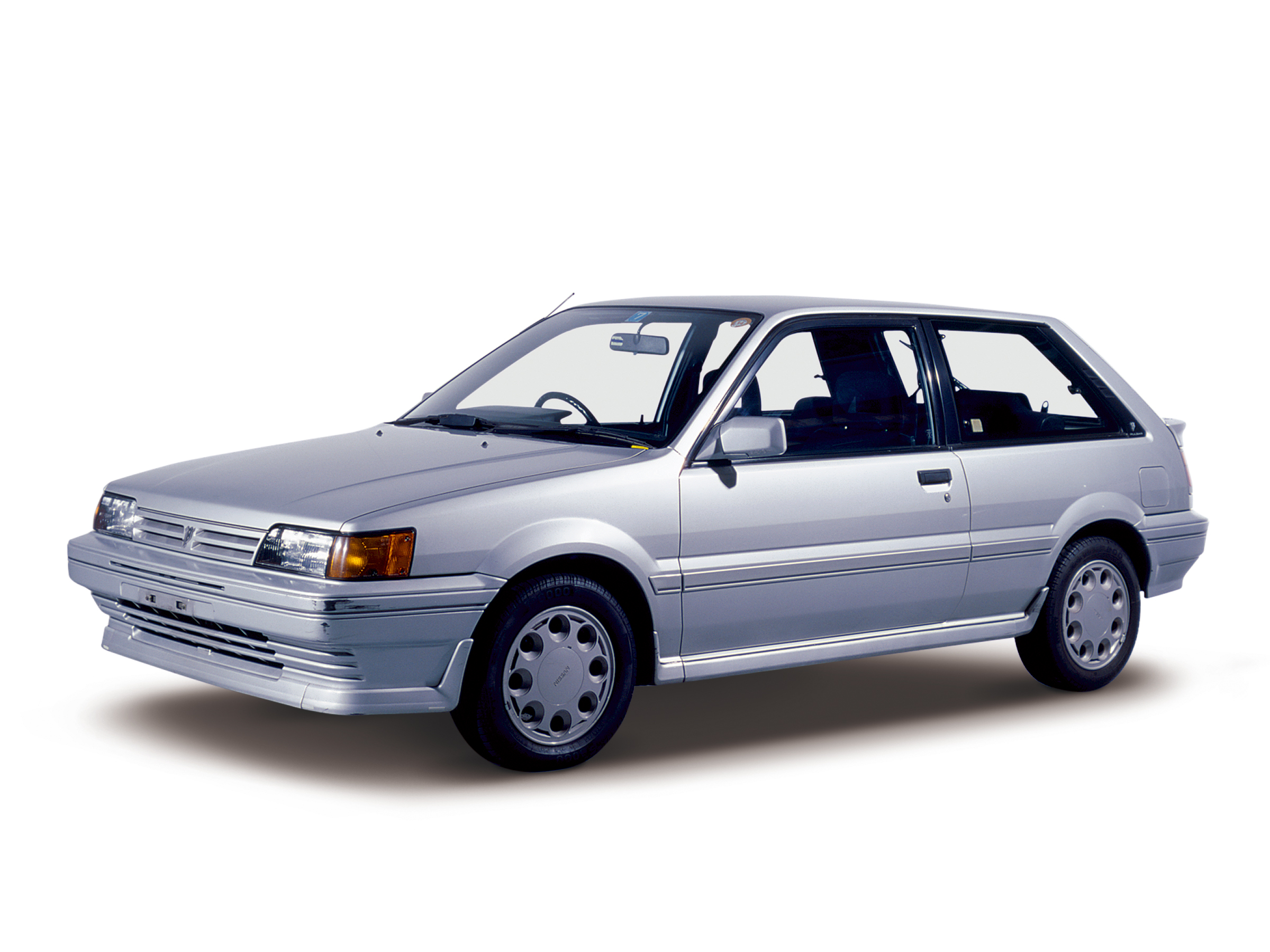 Nissan | Heritage Collection | Pulsar 3-door Hatchback ...