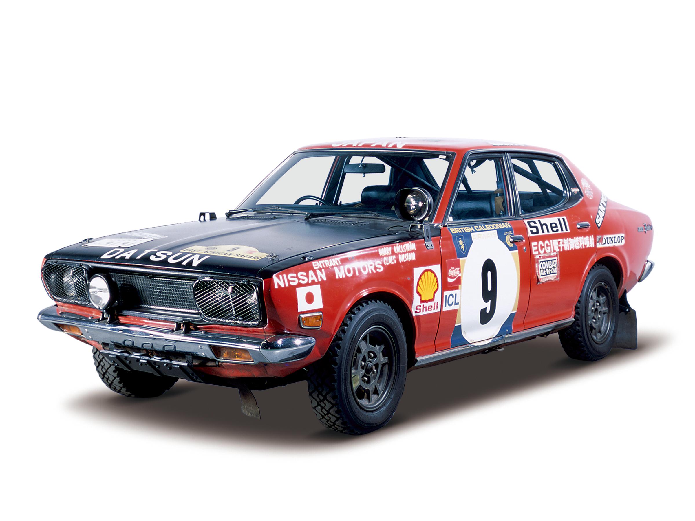 Datsun bluebird race - photo#14
