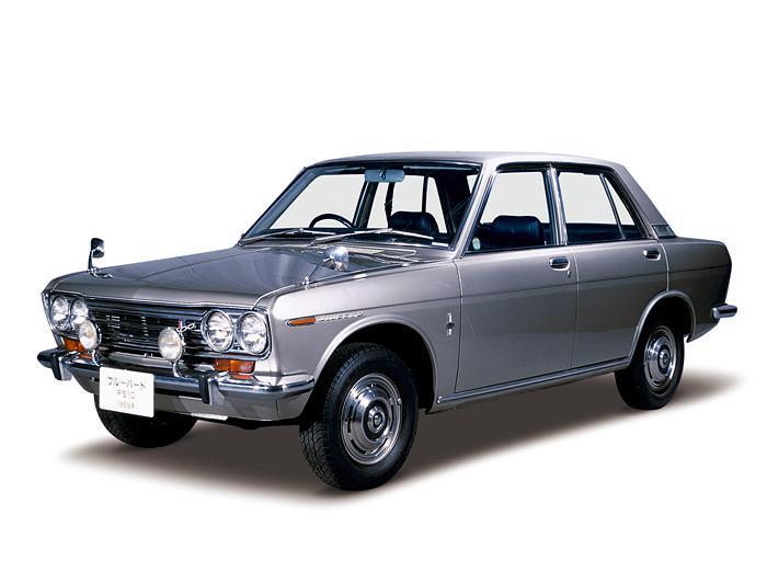 Nissan Heritage Collection Datsun Bluebird 1600 Deluxe