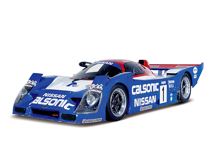 Nissan Heritage Collection Nissan R90cp
