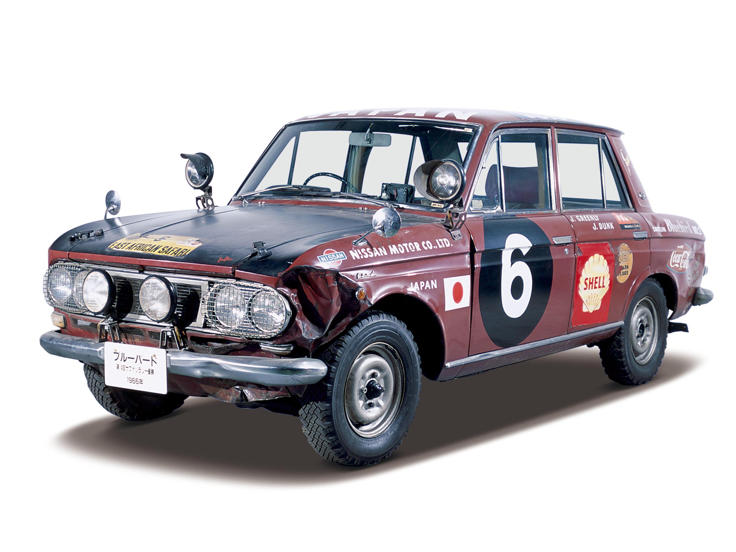 Nissan Heritage Collection Datsun Bluebird 1300ss