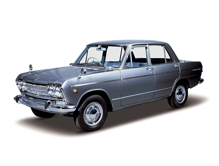 Nissan Heritage Collection 1960